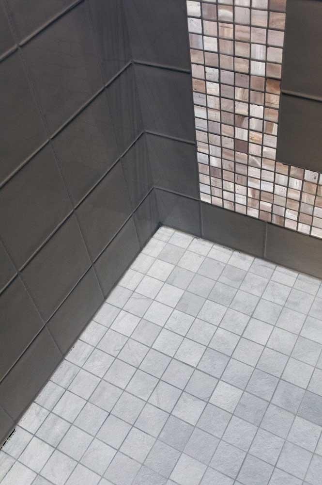 Caithness Ebano Satin Cleft 2x2 Avondale Gloss Ceramic 3x6 6x6 Metta Silk Mosaics 1x1 001