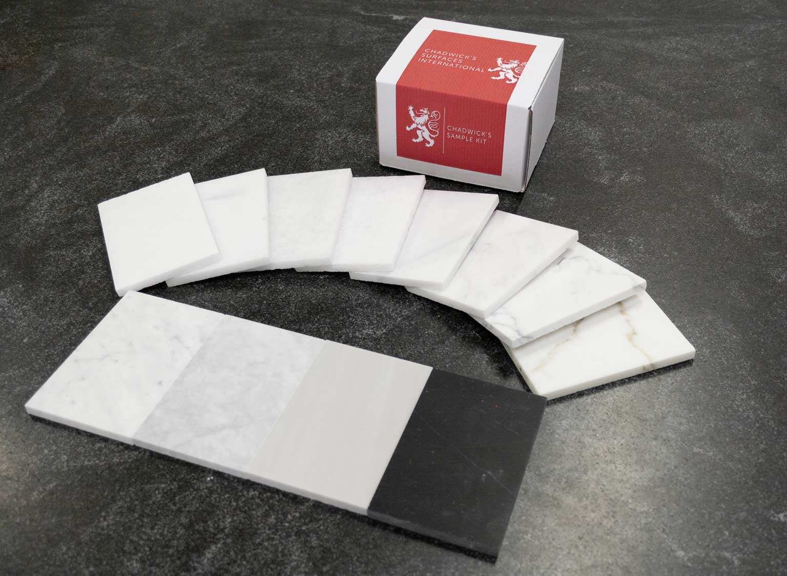 Bianco Luce Sample Kit 002