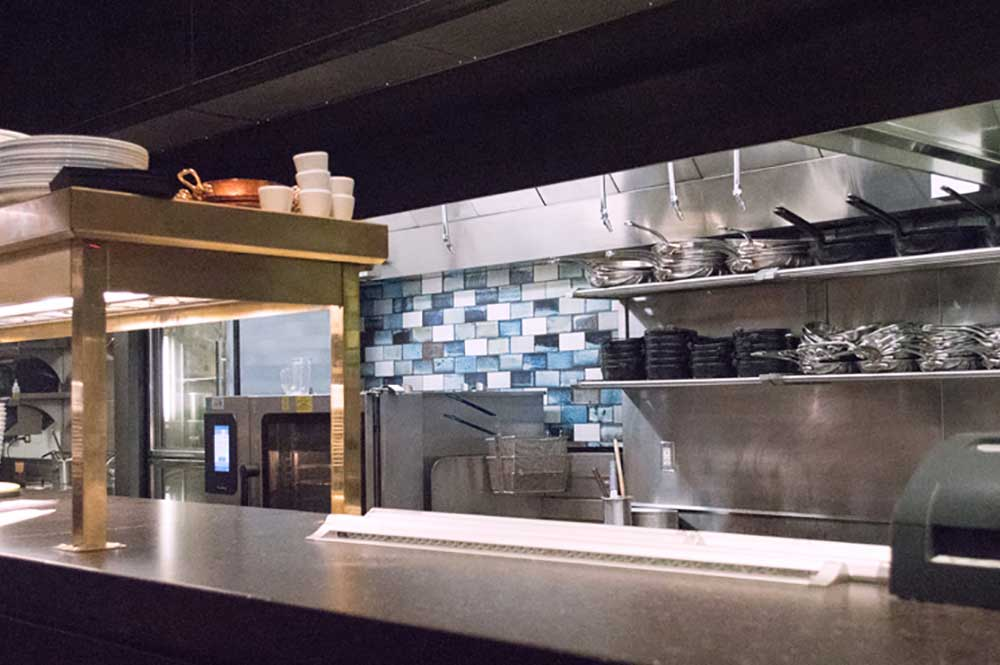 Maldives Fired Basalt For Chicago Steakhouse 002